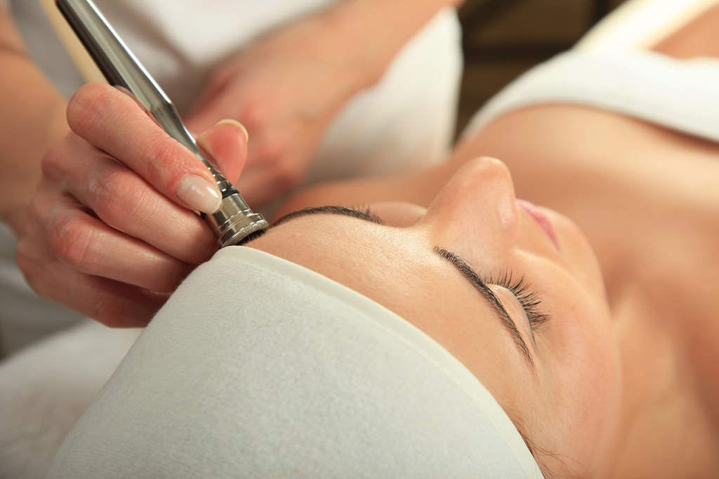 Microdermabrasion at Azura Skin Care Center in Cary, NC