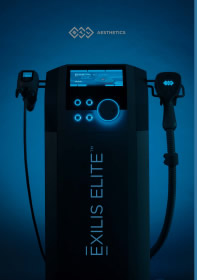 Exilis skin-tightening laser treatments at Azura Skin Care Center