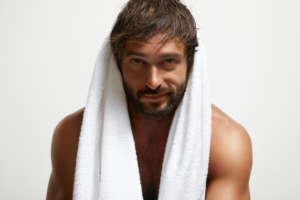 Med spa and massage treatments for men at Azura Skin Care Center in Cary
