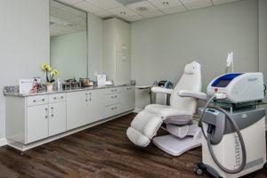 Azura Skin Care Center Treatment Room
