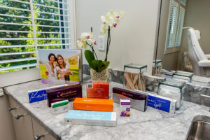 Products Available at Azura Skin Care Center