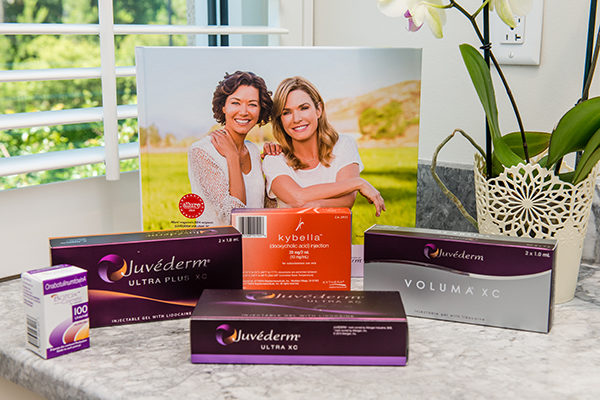 JUVÉDERM® Products Available at Azura Skin Care Center