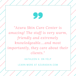 Azura Skin Care Center real client reviews