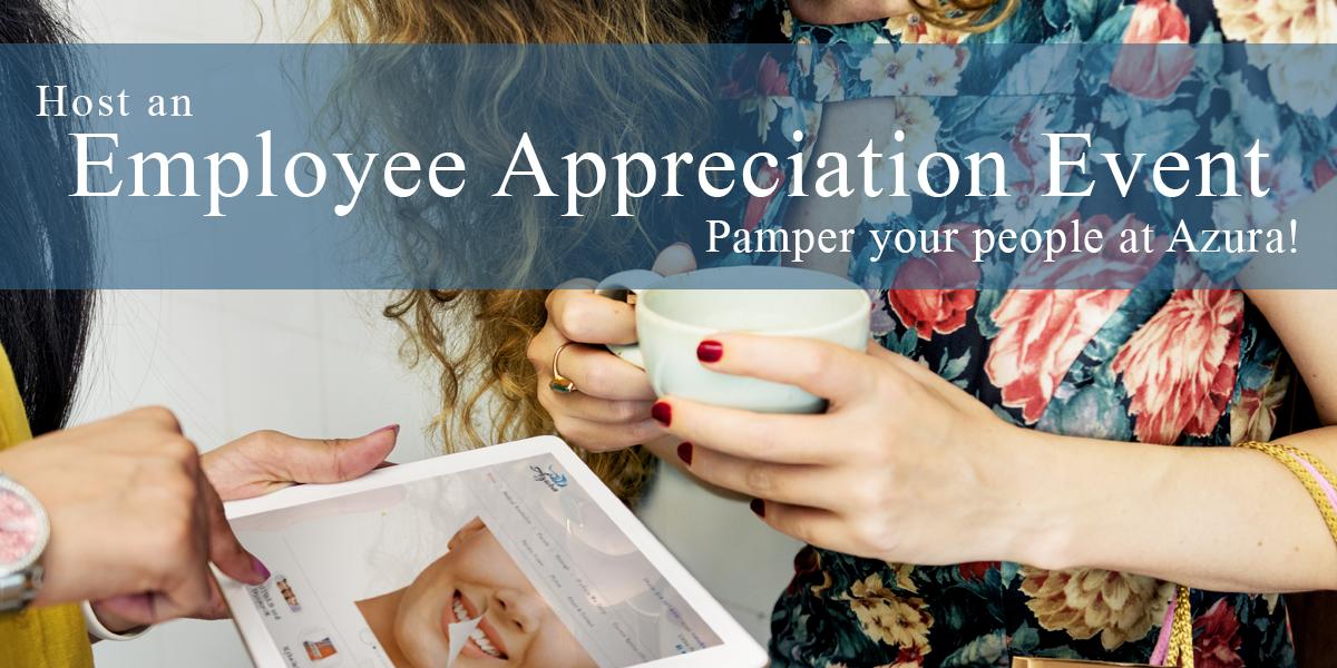 Employee Appreciation Events