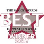 Azura Skin Care Center named to Best New Business category in 2017 Cary Magazine Maggy Awards