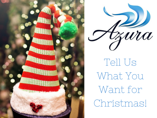 Azura Skin Care Center holiday wish list