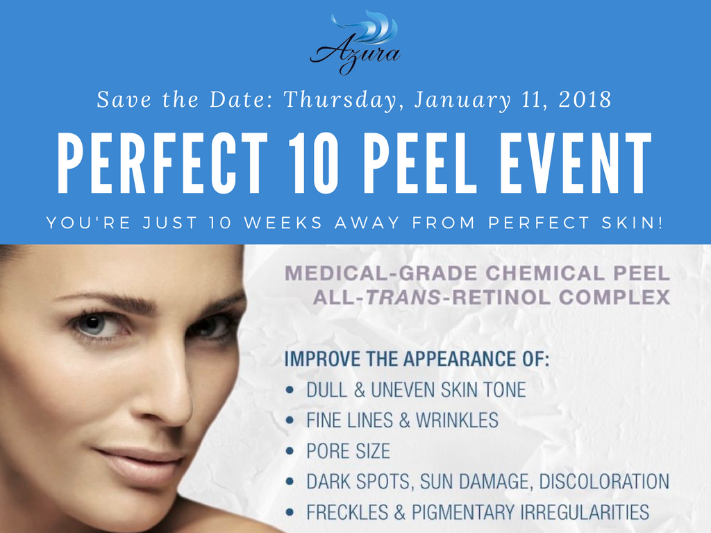 Perfect 10 Peel at Azura Skin Care Center