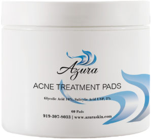 Azura Skin Care Center Acne Treatment Pads