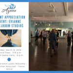 "A Special ""Thank You"" Event for Our Wonderful Clients: Free Dance Lesson"