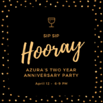 Join Us For Our Two-Year Anniversary Party