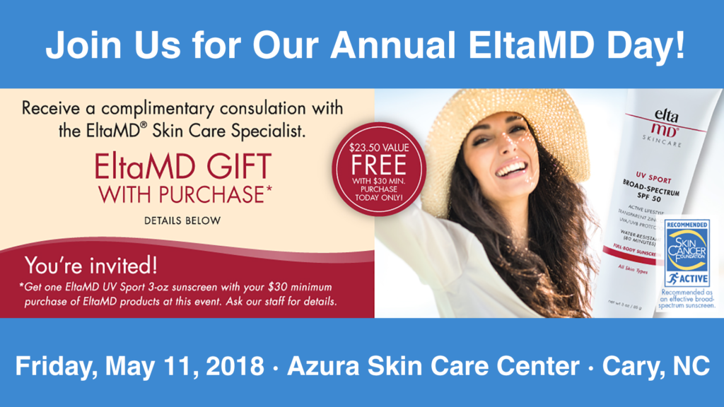Azura's EltaMD Day Event 2018