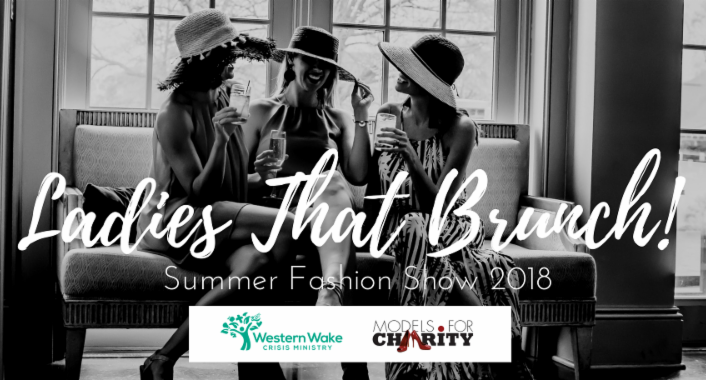 Models for Charity Summer Fashion Show