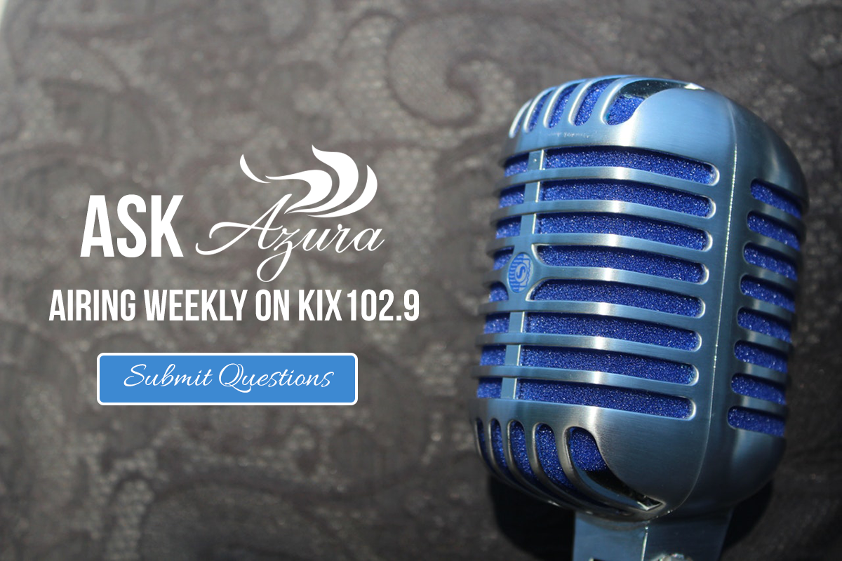 Ask Azura Radio Show on KIX 102.9 Jennie Kowaleski PA-C
