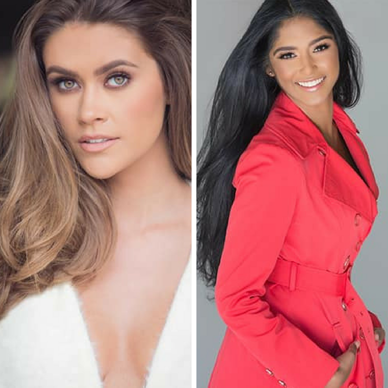 Congratulations to Caelynn on First Runner-Up for Miss USA and Kaaviya on making the top five on Miss Teen USA!