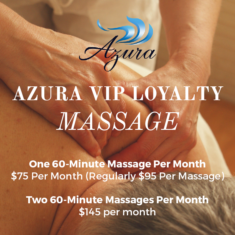 Cary NC Massage at Azura Skin Care Center