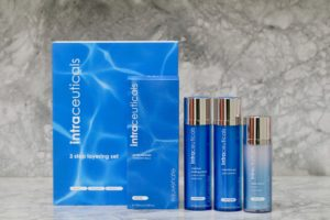 Azura Skincare - Intraceuticals 3 Step Layering Set, Gentle Cleanser - Cary, NC