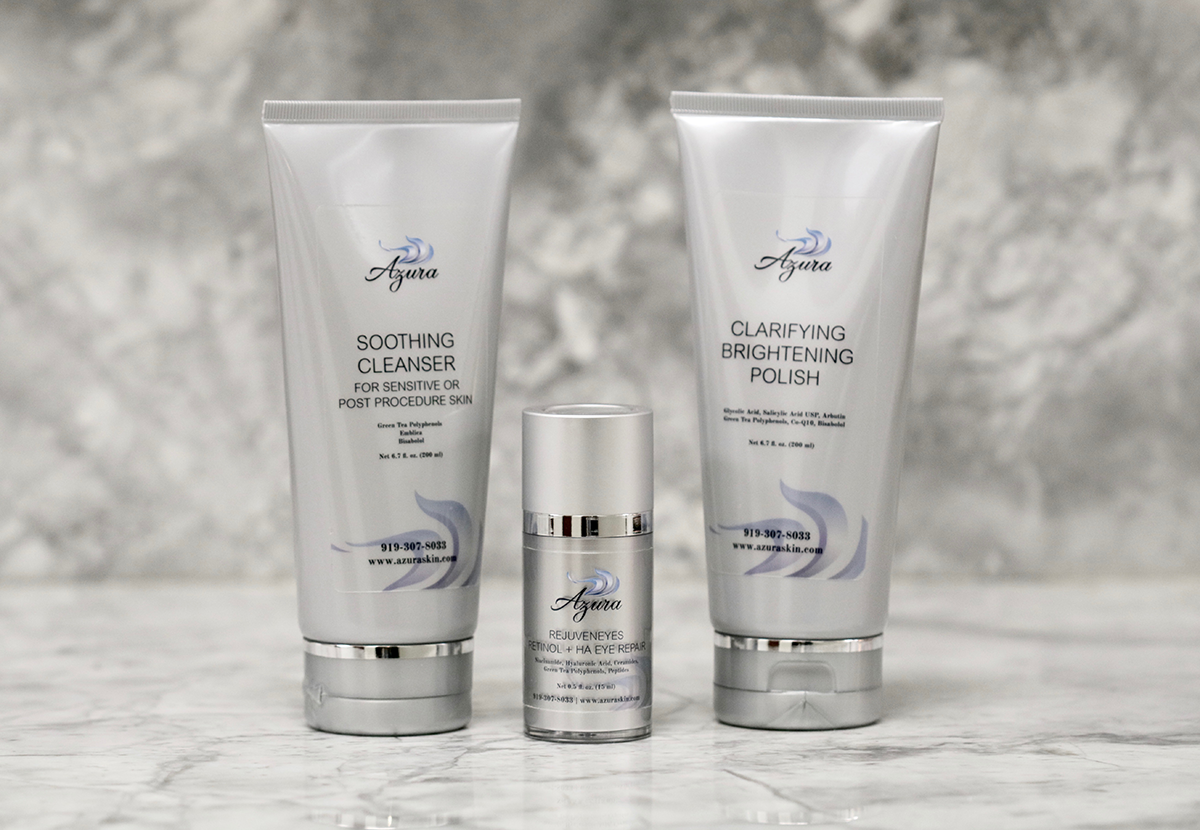 Azura Skin Care Center Professional-Grade Products - Collection