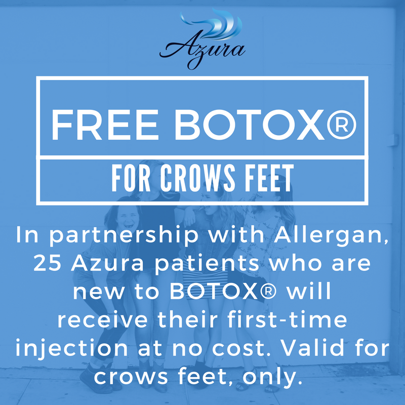 Botox Special Cary NC Azura Skin Care Center