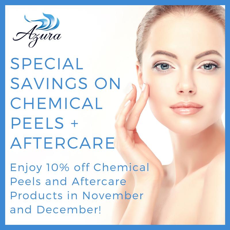 Azura Skin Care Center Cary, NC Chemical Peel