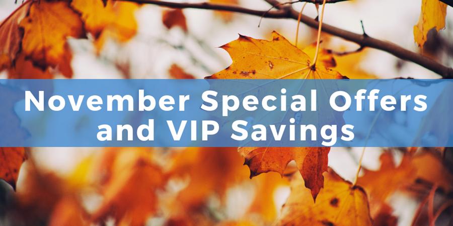 Azura Skin Care Center Cary, NC November Special Offers