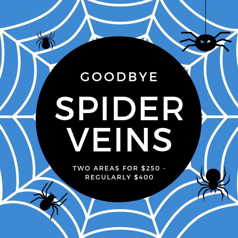 Spider Vein Treatment Azura Skin Care Center