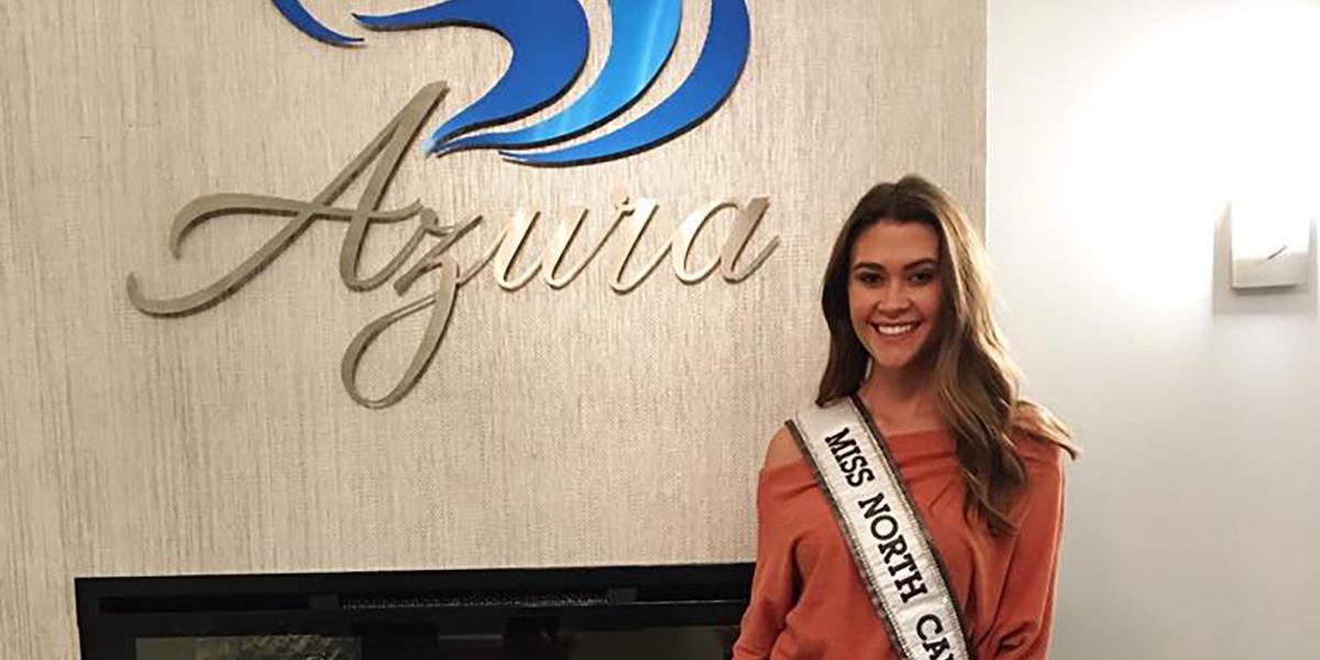 Official Skincare Provider of Miss North Carolina USA