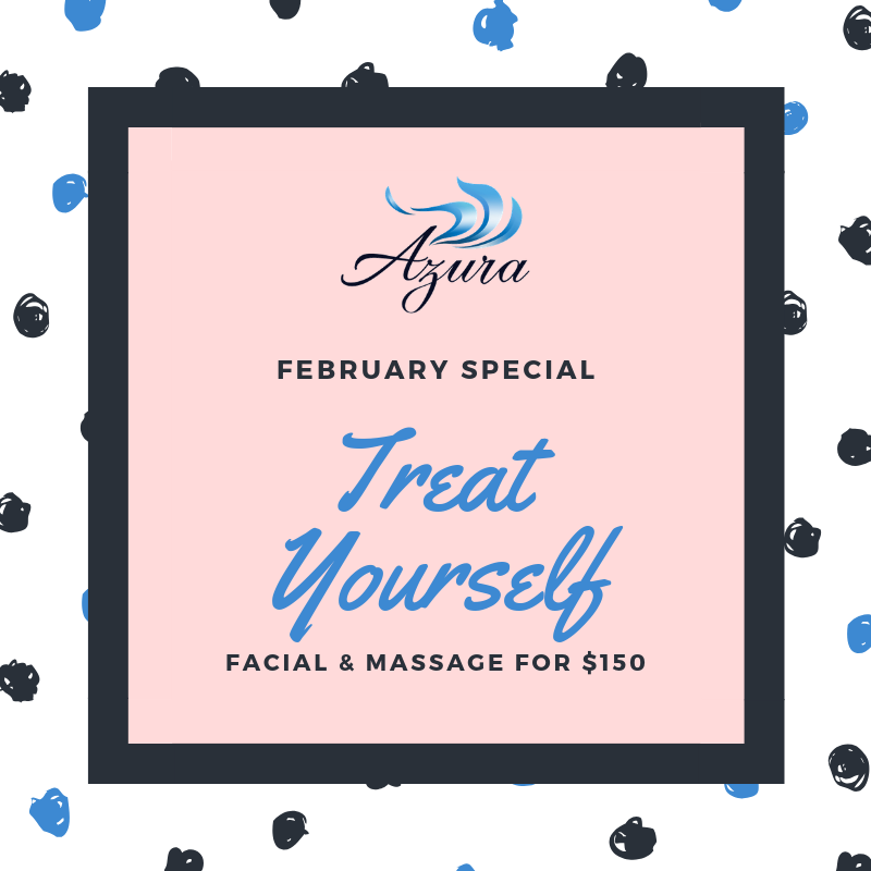 Facial and massage special at Azura Skin Care Center - Cary, NC
