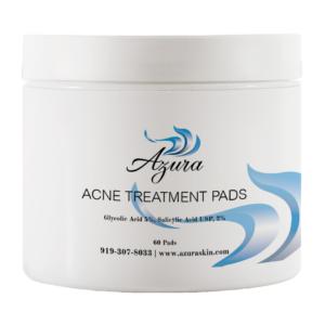 Azura Skin Care Center Acne Treatment Pads