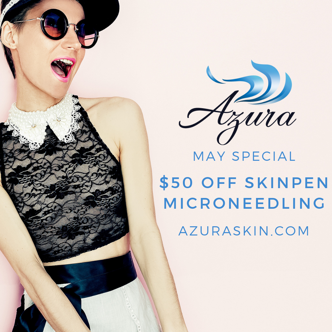 SkinPen Microneedling Azura Skin Care Center Cary, NC