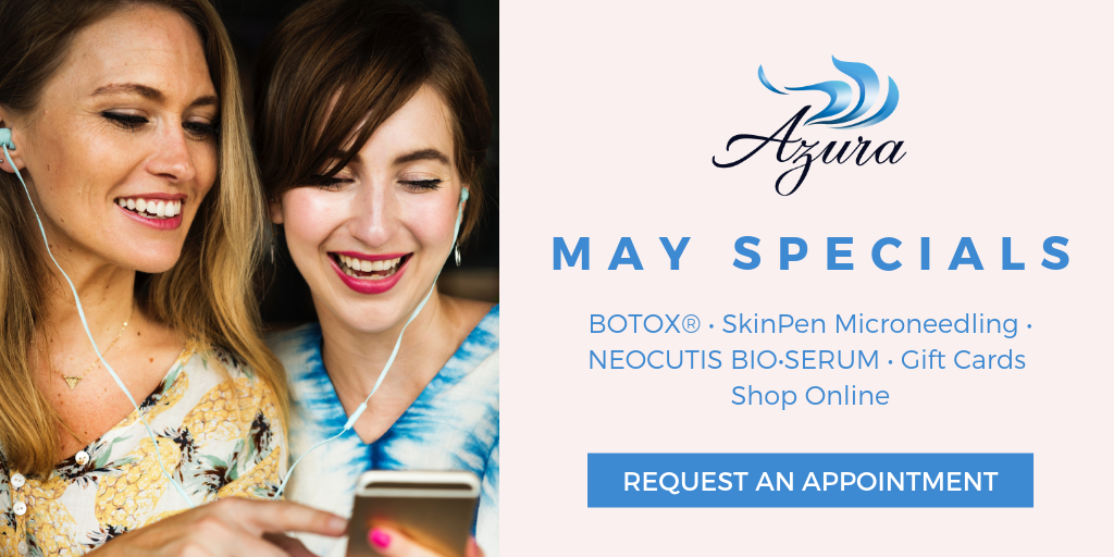 Azura Skin Care Center Cary NC Special Offers - May 2019