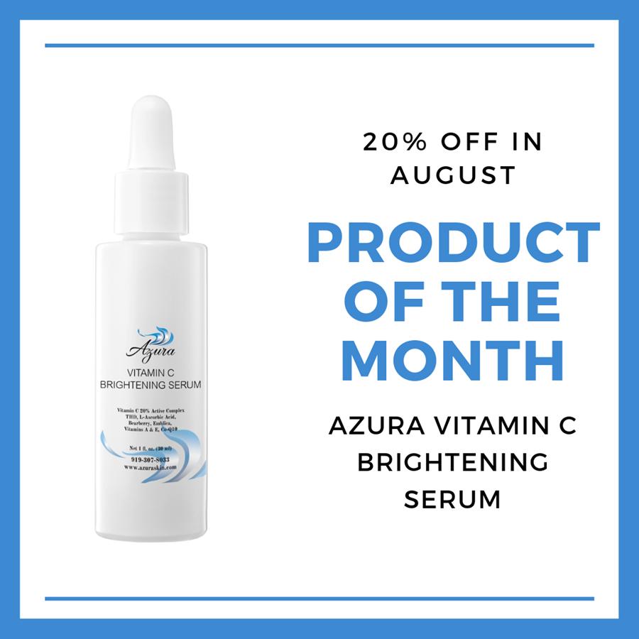 Azura Skin Care Center Product of the Month Vitamin C Serum