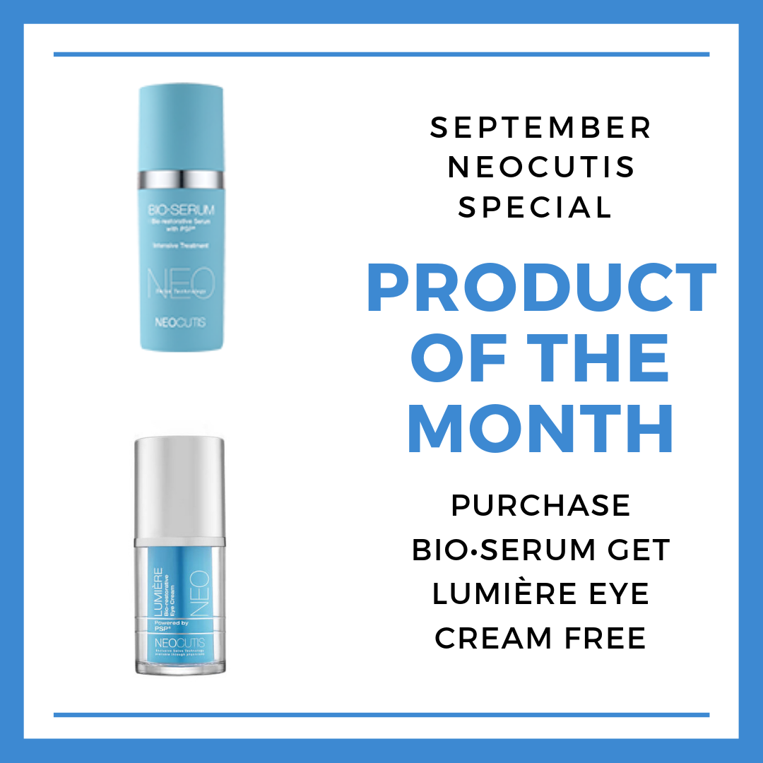 Azura Skin Care Center Neocutis Special Offer September 2019