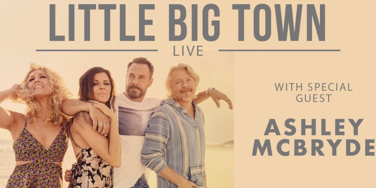 Azura Sponsoring Little Big Town Concert