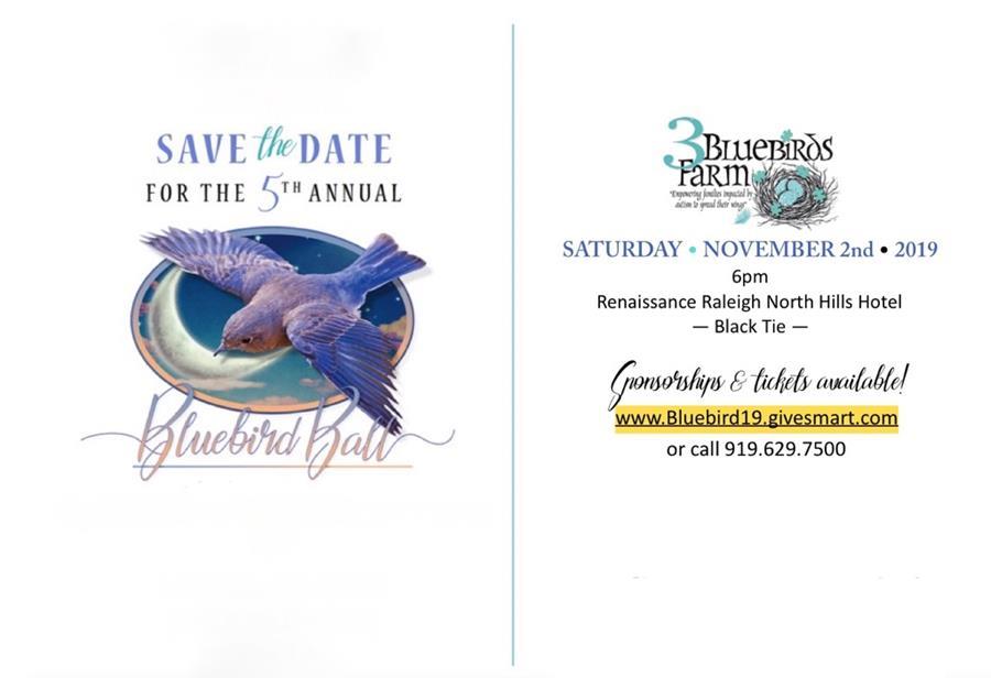 Fifth Annual Bluebird Ball