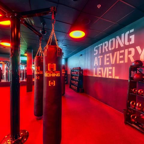 Our Newest Workout Obsession: Level Red Boxing Cary