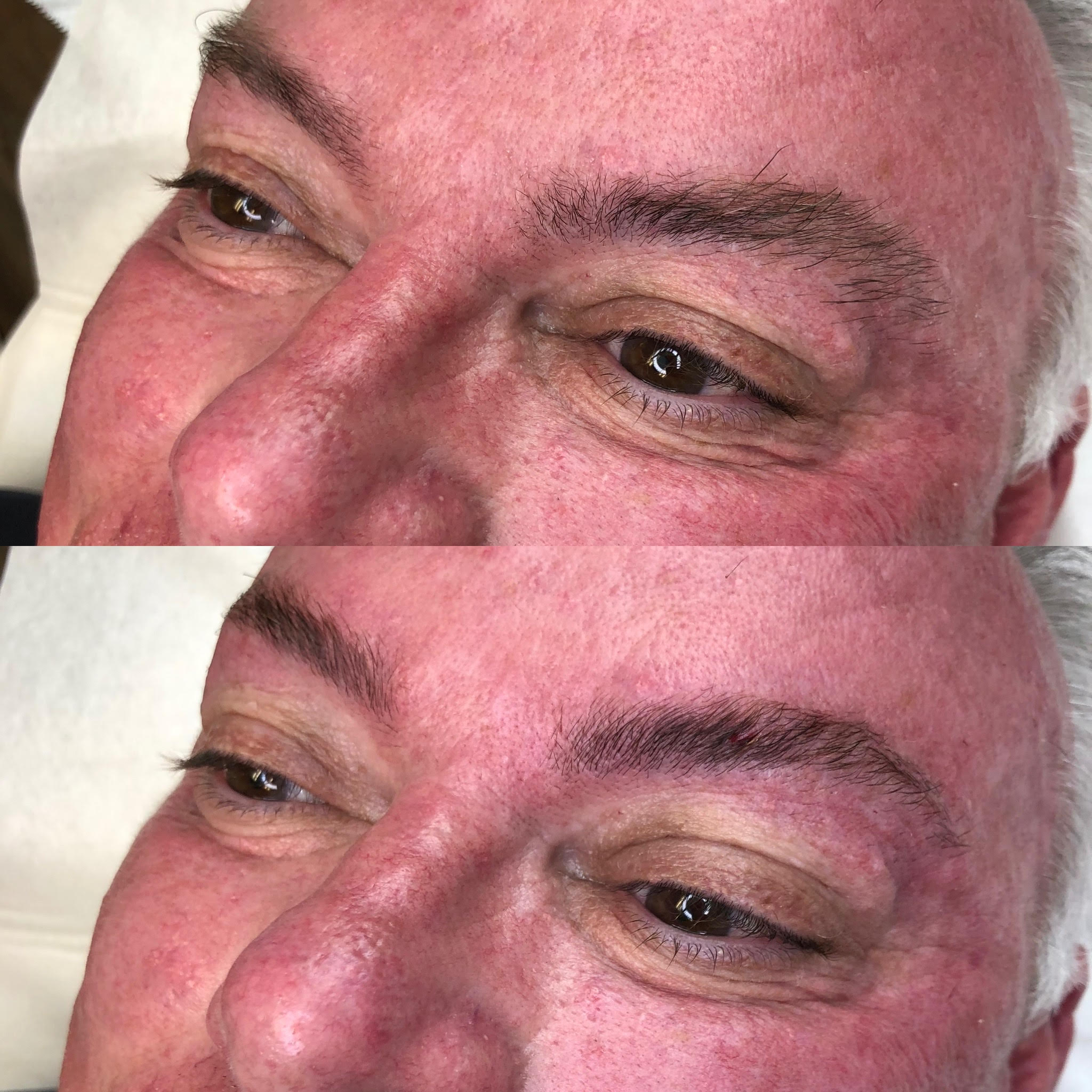 Azura Skin Center Cary NC Brow Lamination