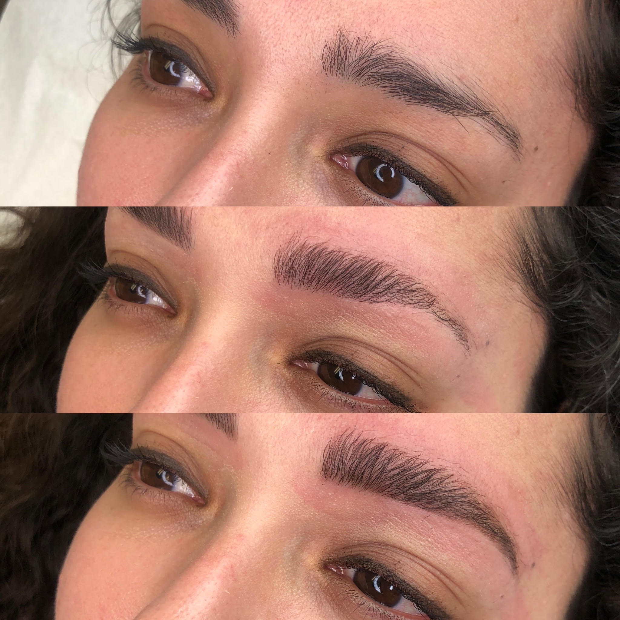 Azura Skin Center Cary NC Brow Lamination
