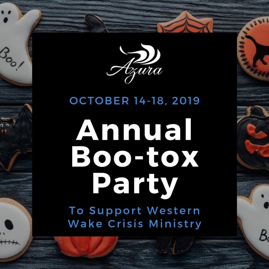Azura's Annual Boo-Tox Party