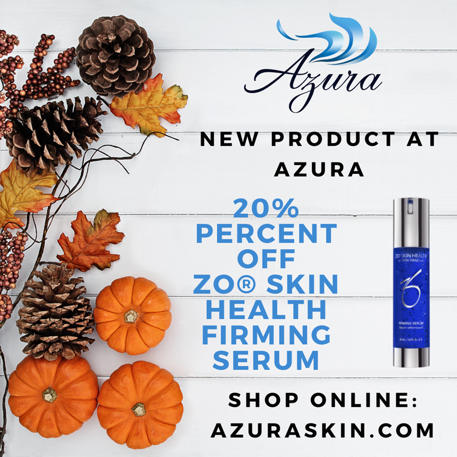 Zo Firming Serum 20 Percent Off