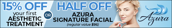 Azura Skin Care Center - Carolina Hurricanes Special Offer - January 2020