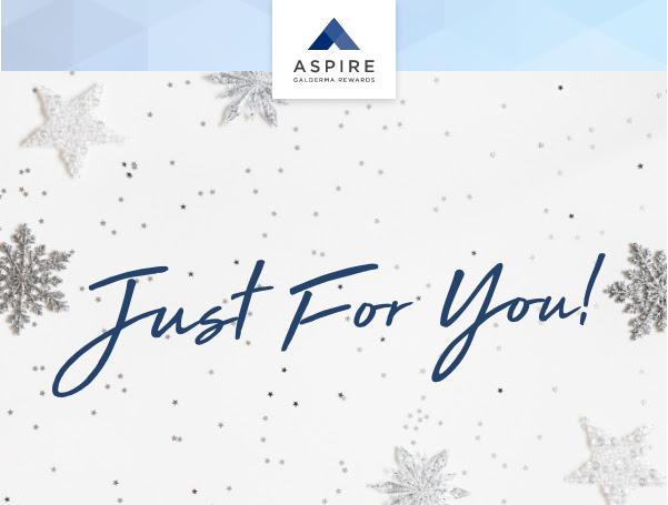 Azura Skin Care Center Aspire Just for You January 2020