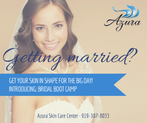 Azura Skin Care Center Bridal Bootcamp