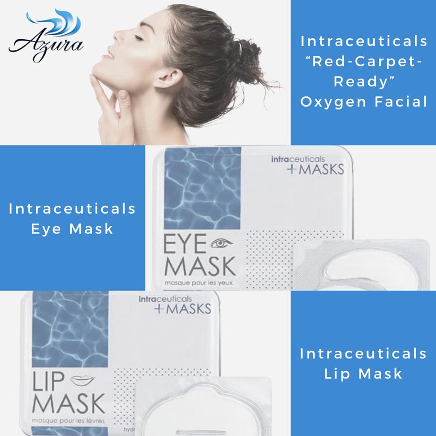 Azura Skin Care Center Intraceuticals Oxygen Facial