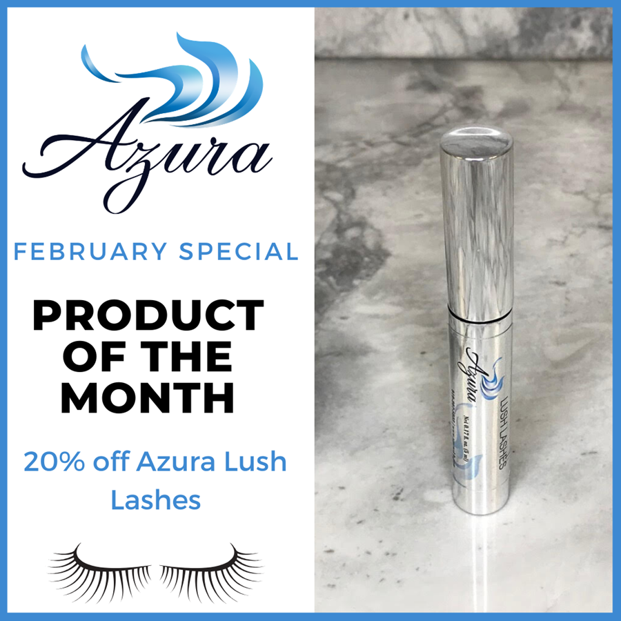 Azura Skin Care Center Lush Lashes Special Offer