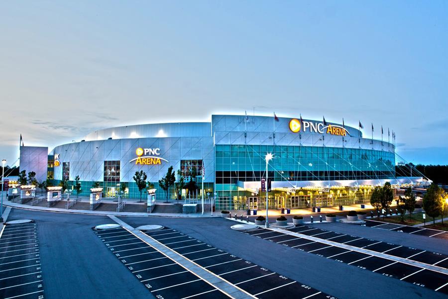 Azura Skin Care Center at Carolina Hurricanes and PNC Arena
