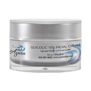Azura Skin Care Center Glycolic 10 Percent Facial Cream