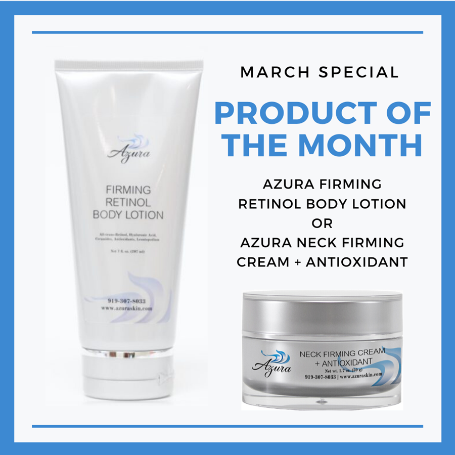 Azura Product of the Month for March 2020