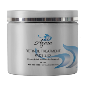 Azura Skin Care Center Retinol Treatment Pads