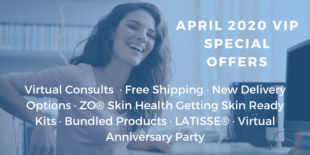 April Special Offers at Azura Skin Care Center