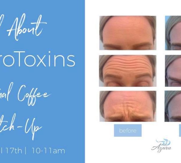 Azura Skin Webinar: All About NeuroToxins